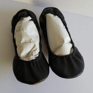 Gap  ballerina black flats 6
